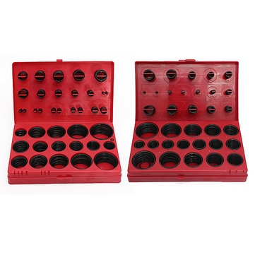 419 Pcs Universal Rubber Metric O-Ring Seals Assortment Tools Set