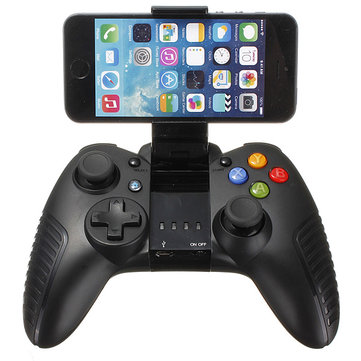 Wireless Bluetooth Android Smartphone Tablet Gaming Controller