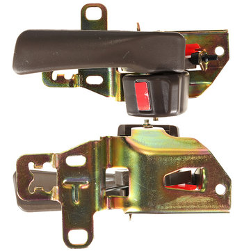Brown Front Rear Right Inner Interior Door Handle for Camry 92-96
