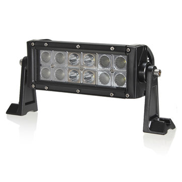 7.5 inch 36W 12 LED Off Road Bar Working Light LML BC236