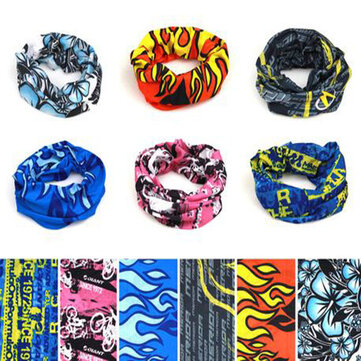 Windproof Head Wear Sunscreen Sports Scarves Wrist Guard Eyeshade