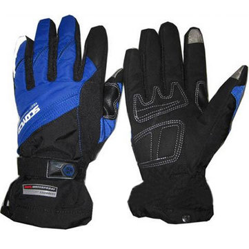 Full Finger Safety Tuch Screen Racing Gloves for Scoyco MC18