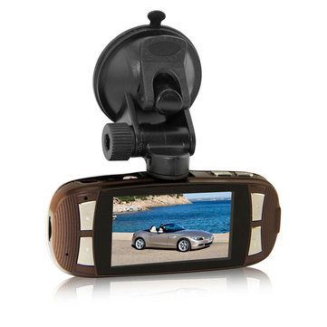2.7 Inch LCD Display Full HD 1080P Car DVR Camera Recorder T650