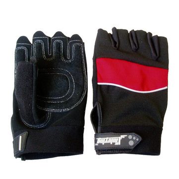 Motorcycle Half Finger Gloves Cycling Skating Outdooors Gloves