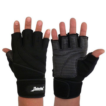 Motorcycle full Finger Gloves Weight Lifting Equipment Fitness Gloves