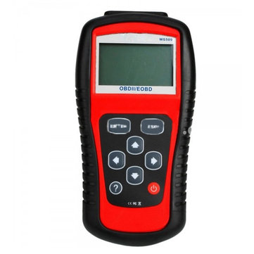OBD2 II EOBD Car MS509 Diagnostic Code Reader Live Data