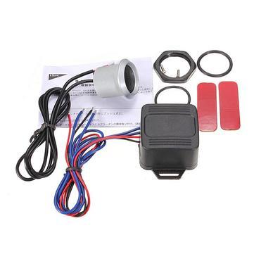 Auto 12V LED One Push Start Engine Button Ignition Starter Switch