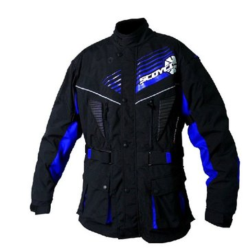 Motorcycle Protective Long Distance Ride Armour Jacket for Scoyco JK35