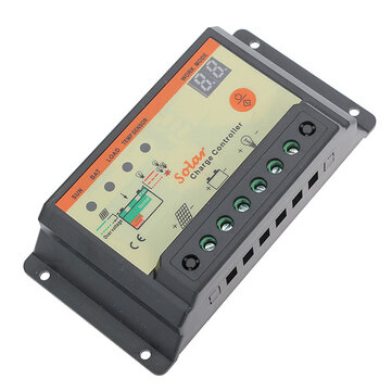 Third Generation Solar Energy Controller Fully Automatic 12V/24V 10A