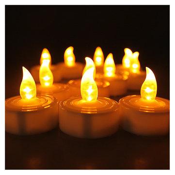 Halloween Electronic LED Candle Candles Light Smokeless Flameless