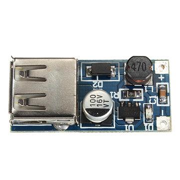 Pfm controllo DC-DC 0.9V-5V per modulo di alimentazione step-up 5v USB Boost