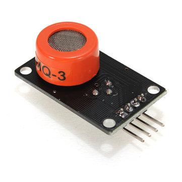 Modulo di rilevazione gas sensore mq-3 alcol respiro 10pcs per arduino