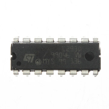1pc L293D L293 L293B DIP SOP Push Pull Four Channel Motor Driver IC