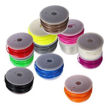 3mm 3D Printer ABS Filament For Mendel Printrbot Reprap Prusa