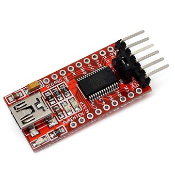Geekcreit® FT232RL FTDI USB To TTL Serial Converter Adapter Module For Arduino