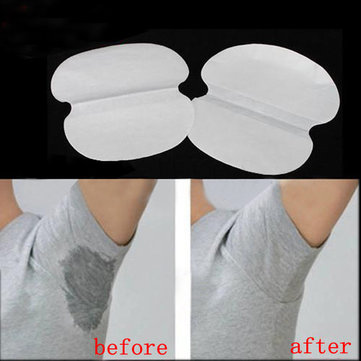 30Pcs Anti Perspiration Pads Deodorant Armpit Sweat Absorbing Pads