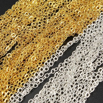 100cm Acrylic Tiny Line Chain Shape Nail Art Tips DIY Decoration