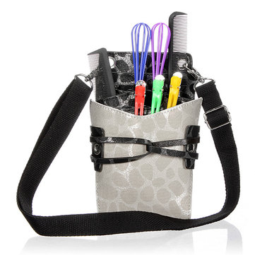 Salon Barber Scissors Clips Tool Bag