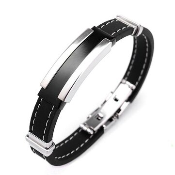 plated products bangles cuff women black nevaeh silver bangle nevb adjustable bracelet sterling bracelets for