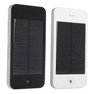 4000mAh Solar Portable Power Bank Travel charger for Mobile Phone
