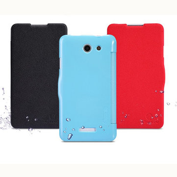 NILLKIN Fresh Fruit Series PU Leather Flip-open Case For Coolpad 5950