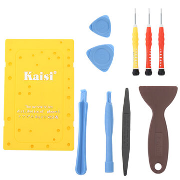 10 in 1 Repair Screwdriver Opening Pry Tools Kit For Mobilephones