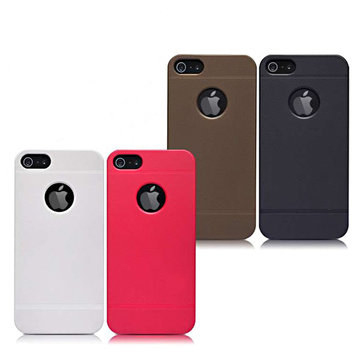 NILLKIN Dull Polish Plastic Protector Hard Case For iPhone 5 5S