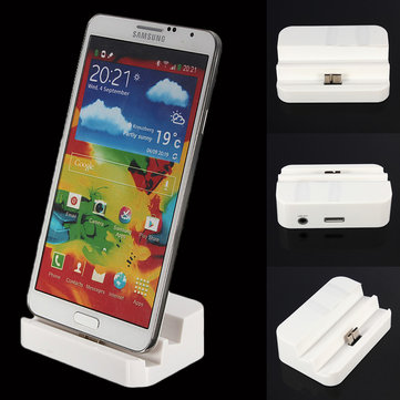 Micro USB3.0 Mini Cradle Charger For Samsung Galaxy Note 3 S5