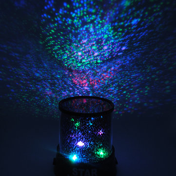 Amazing Sky Star Cosmos Laser Projector Lamp LED Night Light Projector