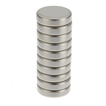 10Pc12mmx3mm N35 Disc Rare Earth Neodymium Super Strong Magnets