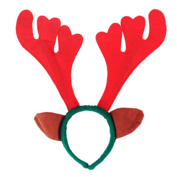 Christmas Antlers Head Band Headwear Hair Accessories