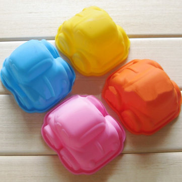 Silicone Mini Car Cake Mold