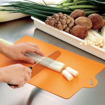Pieghevole di plastica pieghevole Soft Taglio di peso leggero multifunzionale tagliente da tavolo