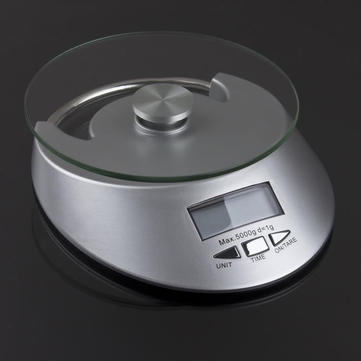 5kg Electronic Kitchen Bench Scale