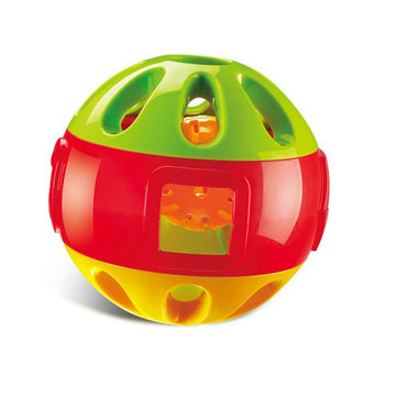 Ring Rolling Ball Baby Toy Rocking Balls Rattles Hand Bell