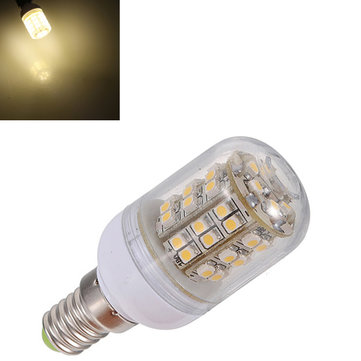E14 3W Warm White 48 SMD 3528 LED Energy Saving Spot Lightt Bulb 85-265V