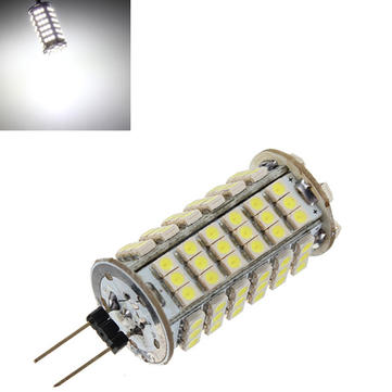G4 6W 102 SMD 3528 LED Lights Spot Bulb Lamp DC 12V Pure White