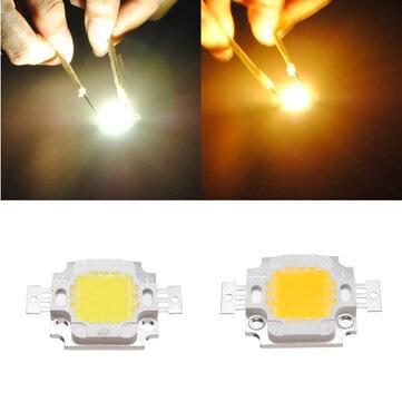 10W 900LM White/Warm White High Power Super Bright LED Light Lamp ...