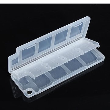 Game Software Card Cartridge Protective Case Kit Shell For SONY PSV