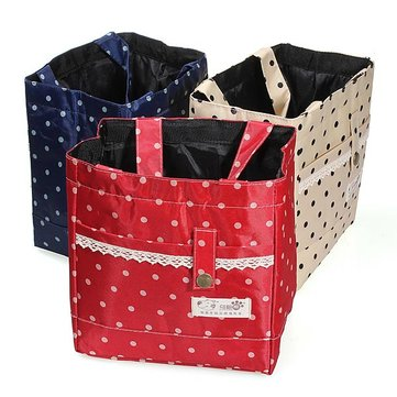 Thermal Insulated Snack School Lunch Bag Picnic Box