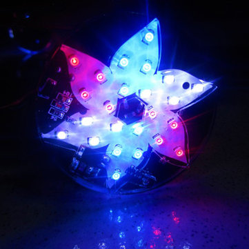 DC12V Waterproof Decorative Motorcycle Modification Strobe Lights