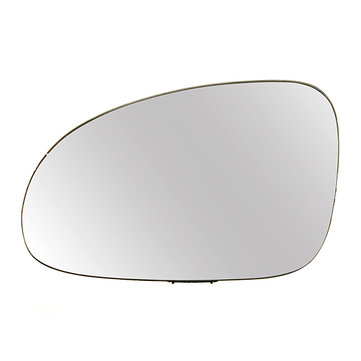 Car Drive Side Heated Glass View Mirrors For VW Golf Mk5 2003-2008