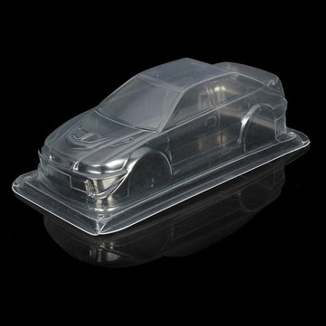 SINOHOBBY Mini-Q3 90mm PC Transparent Shell RC Drift Parts V28-065TS