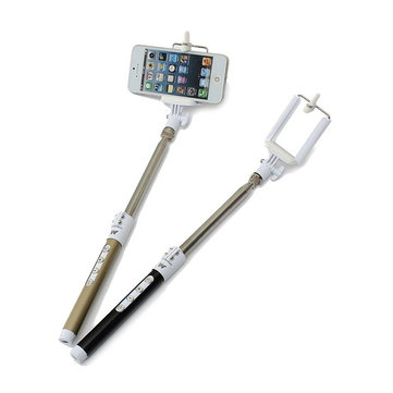 Dispho Bluetooth Remote Monopod Tripod Selfie Stick For Smartphone