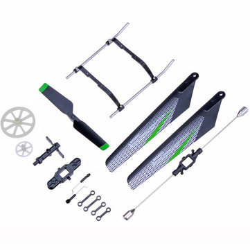 WLtoys V912 2.4G 4CH Helicopter Accessories Parts Kits Package 8 Parts Bag