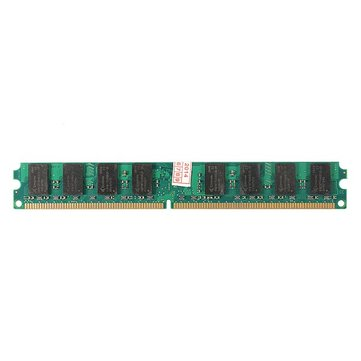 2GB PC2-5300 5300U DDR2-667 NON-ECC DIMM Computer Memory For AMD Motherboard Desktop