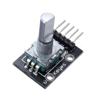 5Pcs 5V KY-040 Rotary Encoder Module For Arduino AVR PIC