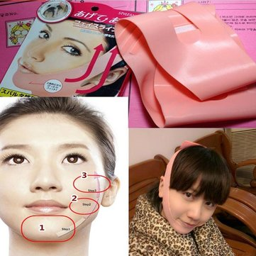 Stereo V Line Firming Skin Mask Face lift Belt