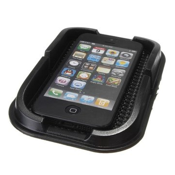 GPS Navigator Phone Auto Holder Skidproof Pad Car Anti-slip Grip Mat