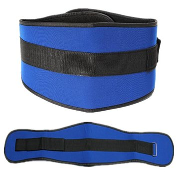 Weight Lifting Belt Gym Power Training Back Support